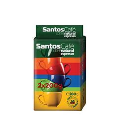 Spetema - Spetema Santos Filtre Kahve 2*200 Gr