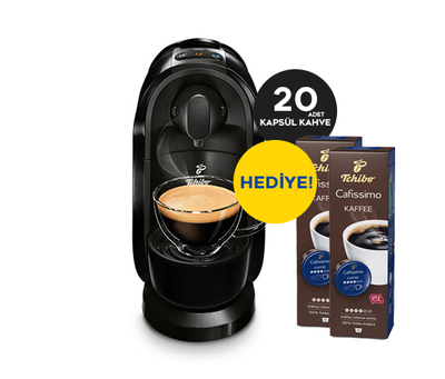 Tchibo Cafissimo Pure Siyah Kahve Makinası