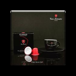 Tonino Lamborghini Nespresso Uyumlu Kapsül Kahve 10 Lu - Thumbnail