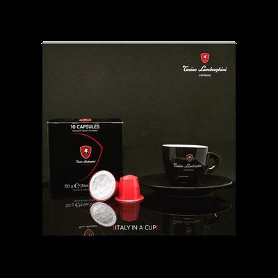 Tonino Lamborghini Nespresso Uyumlu Kapsül Kahve 10 Lu