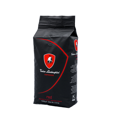 Tonino Lamborghini Red Espresso Çekirdek Kahve