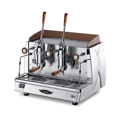 Wega 2 Gruplu Pistonlu Espresso Kahve Makinesi